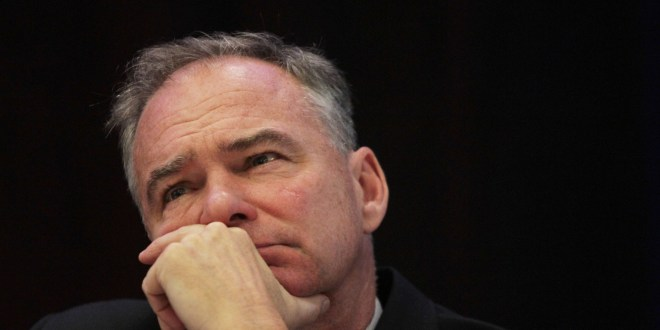 Kaine to press Congress for war authority, again