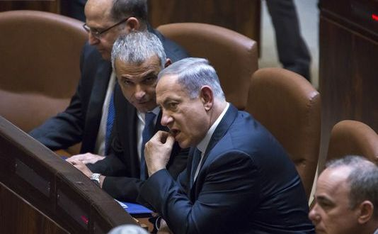 Israel Girds for Gridlock with White House