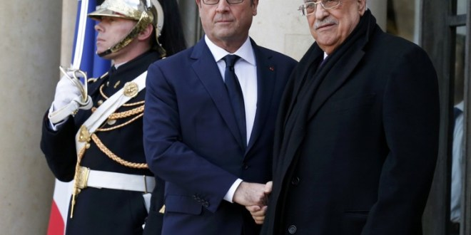 Abbas: France trying to restart Mideast peace talks – Arab-Israeli Conflict