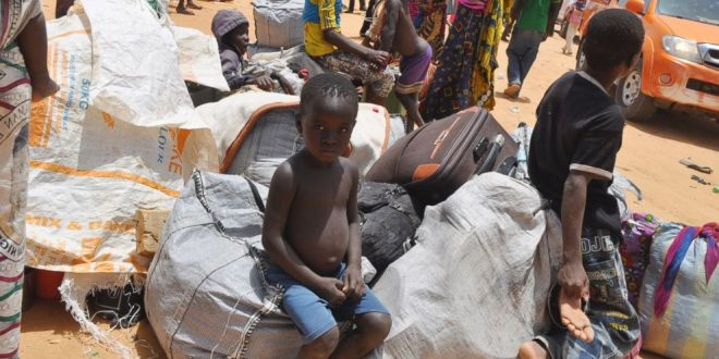 3,000 Nigerians Escaping Boko Haram Deported From Niger