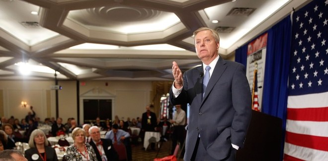 NatSec Hawk Lindsey Graham Announces that He'll Announce His 2016 Run
