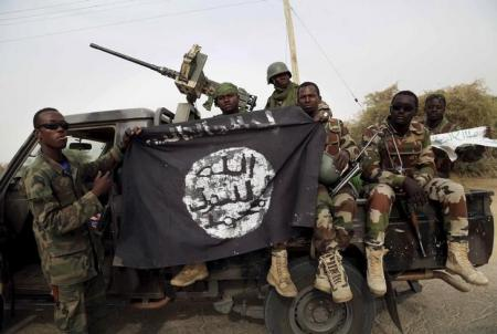 Nigeria's offensive against Boko Haram slowed by landmines