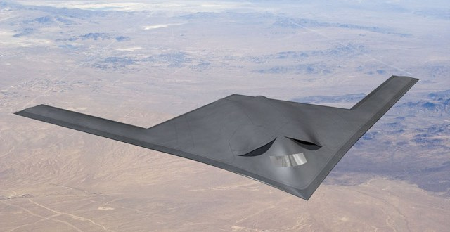 New bomber on track despite possible $460M cut, USAF says