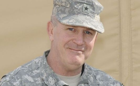 Report: Special operations commander cited for public intoxication