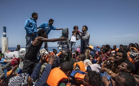 EU Launches Anti-Smuggling Ops in the Med
