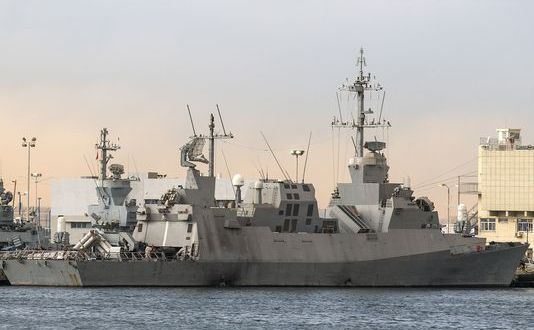 Israel Navy To Upgrade Combat Surface Fleet