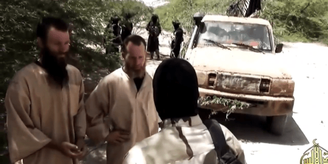 AQIM Sahara branch releases video showing last two hostages in Mali