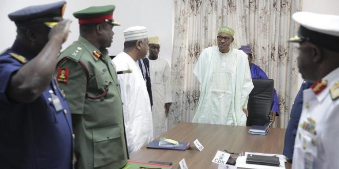 Nigeria's military accused of 8,000 deaths in fight against Boko Haram