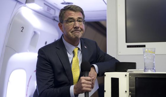Ashton Carter: Obama failed to anticipate Iran's role in Yemeni rebellion