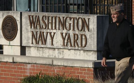 Navy Yard shooting scare deemed false alarm