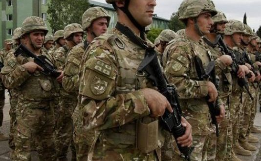 Georgia opens military exercises with U.S., other NATO members