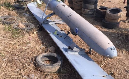 Lebanon: Israeli drone crashes in port of Tripoli