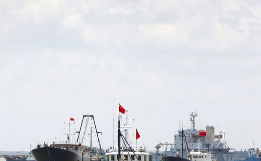 Tokyo To Challenge China on Fiery Cross Reef