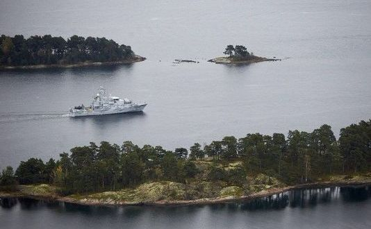 Swedish Divers Claim 'Russian Mini Sub' Discovery