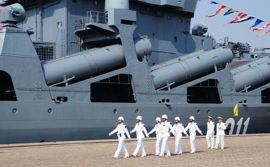 China, Russia To Hold Joint Naval, Air Drill