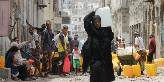 In Yemen's grinding war, if the bombs don't get you, the water shortages will