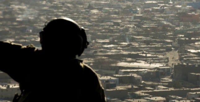 US spent $14.7M on building in Afghanistan that it never used