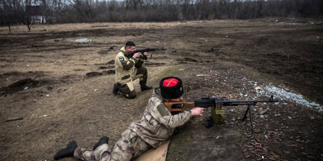 Cossacks Face Grim Reprisals From Onetime Allies in Eastern Ukraine