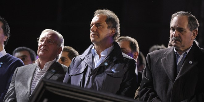 Argentine Primary Points to Run-Off to Elect Next President