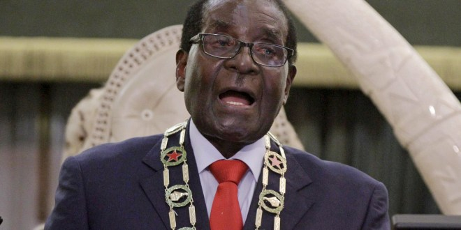 Mugabe launches charm offensive as Zimbabwe's economic woes mount | Global development | The Guardian