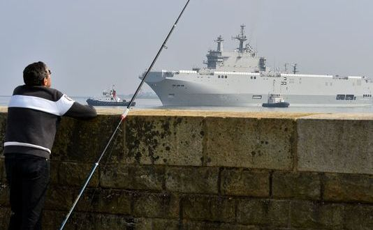 Hollande: 'No Difficulty' For France To Find Mistral Buyers