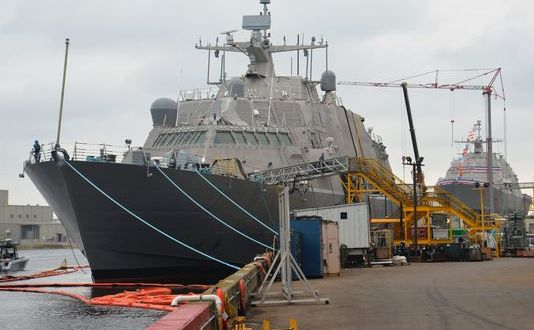 US Navy About To Double Its LCS Fleet