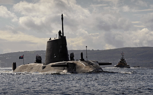 Regional Tensions to Spark Submarine Manufacturing Boom in Asia-Pacific – NDM