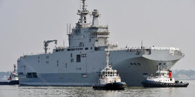 'Extremely difficult' for France to sell Mistral warships: experts