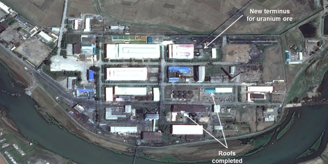 North Korea is stepping up uranium production — but for power or nukes? – The Washington Post