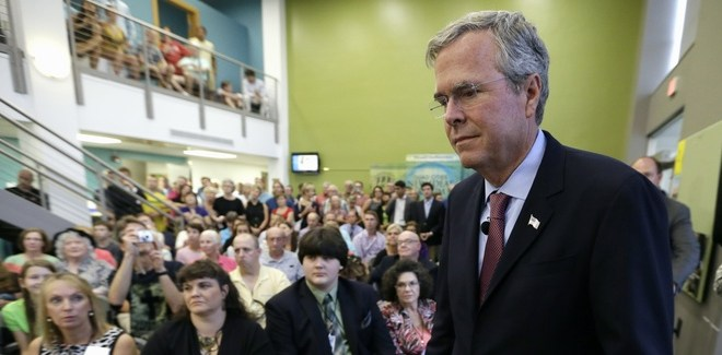 Jeb Bush 'Won't Commit' to Ban on Torture – Defense One