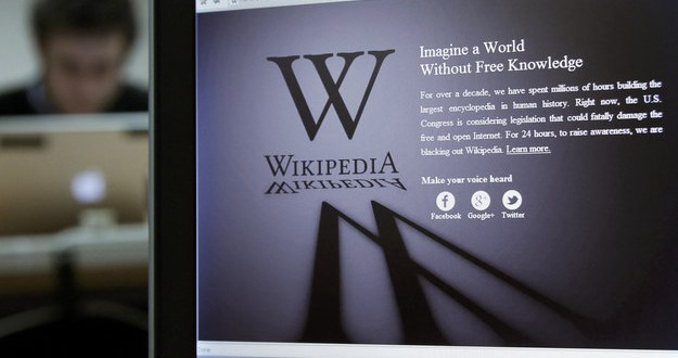 Russia Says It's Banning Wikipedia – BuzzFeed News