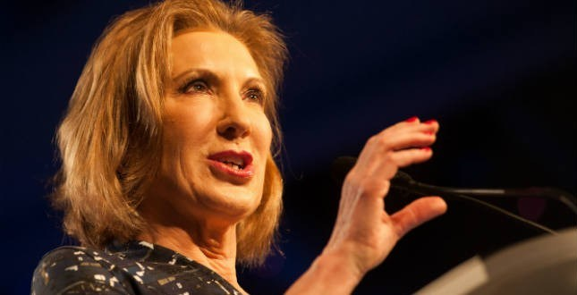 Fiorina: 'We really are sitting by' in ISIS fight | TheHill