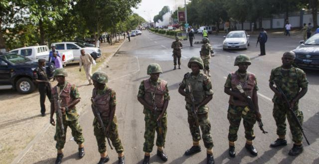 More Than 3,000 Nigerian Soldiers Reinstated After Review