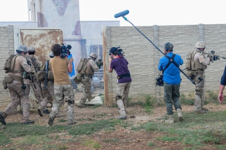 DVIDS – News – Foreign film crew aids Dutch Special Forces recruiting