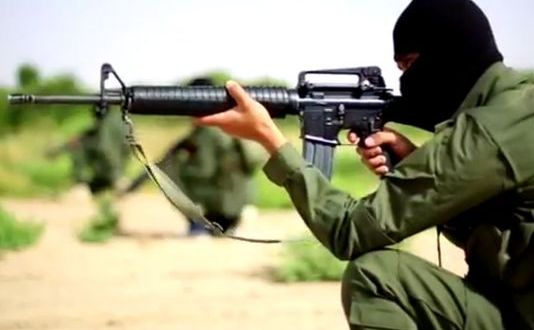 ISIS fighters use M16 rifles in new recruiting video