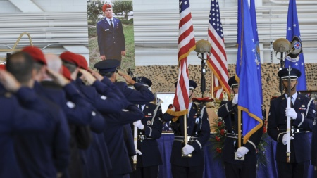 Special Tactics Airmen killed in hostile incident > Air Force Special Operations Command