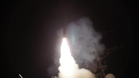 Networked Tomahawk cruise missile demos re-direct capability – UPI.com