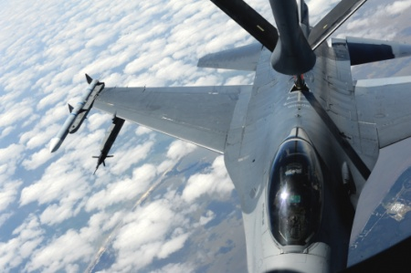 Why the Air Force Must Adopt the Navy's Lethal New Weapon | The National Interest Blog