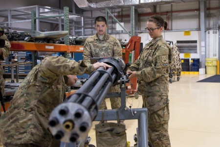 Meet the massive guns protecting U.S. bases from rocket attacks in Afghanistan – The Washington Post