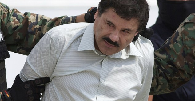 'El Chapo' Guzman fell and broke leg, official says – CNN.com