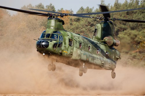 Boeing Eyes 150 New Foreign Chinook Sales by 2022