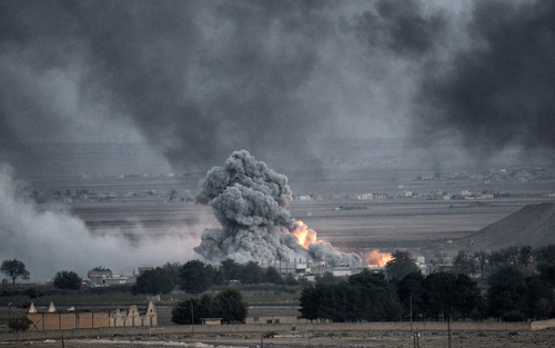 U.S.: Al-Qaeda leader killed in Syrian airstrike