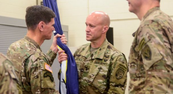 Special Operations Command Central welcomes new commander   The United States Army