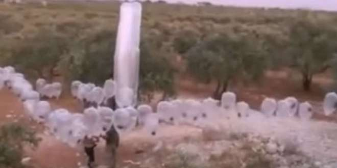 Video Shows Bomb-Carrying Condom Balloons In Syria | Popular Science