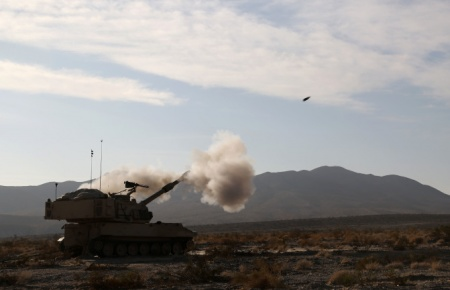 Army Zaps Artillery Rounds with Electricity for Extended Range | Military.com