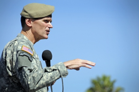 'Gray Zone' conflicts far more complex to combat, says Socom chief Votel