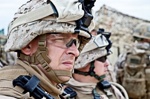 The Marines' last stand