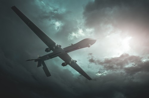 Companies tout weaponry to destroy, disrupt small drones