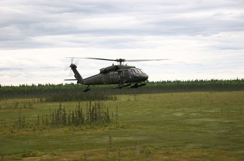 Black Hawk Empty: Unmanned Helicopter Passes Key Test – Defense One
