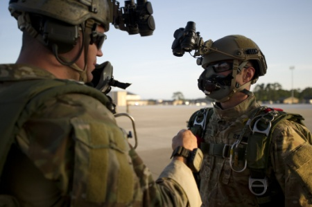 The US Army's Night Vision Is Going Wireless